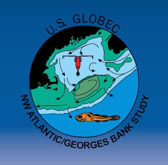 U.S. GLOBEC Georges Bank logo